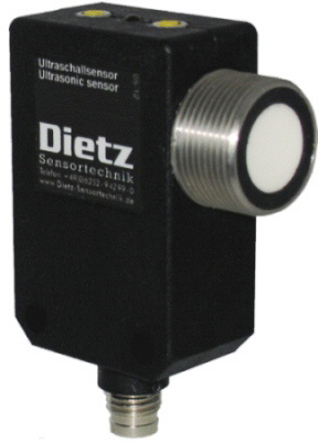 Product image of article DUPX 150 PVPS 24 C from the category Ultrasonic sensors > Cuboid, digital output by Dietz Sensortechnik.